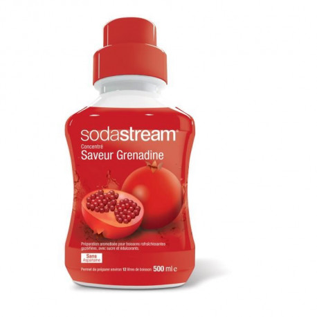 SODASTREAM  3003024 - Concentré Grenadine 500ml