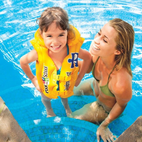 "INTEX Gilet De Natation ""Pool School"""