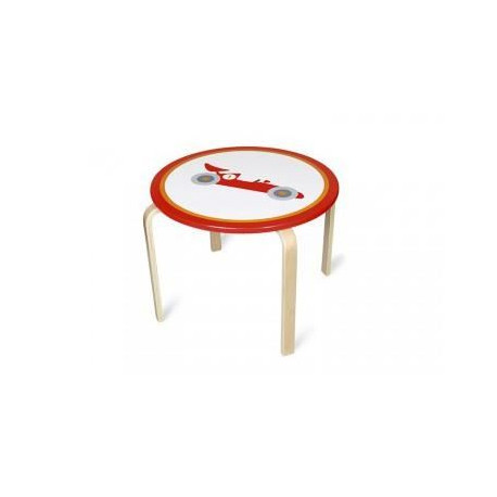 SCRATCH Table Ronde Voiture Racer