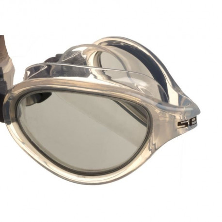 SEAC Lunettes Fit Comfort fit - Adulte Mixte - Transparent
