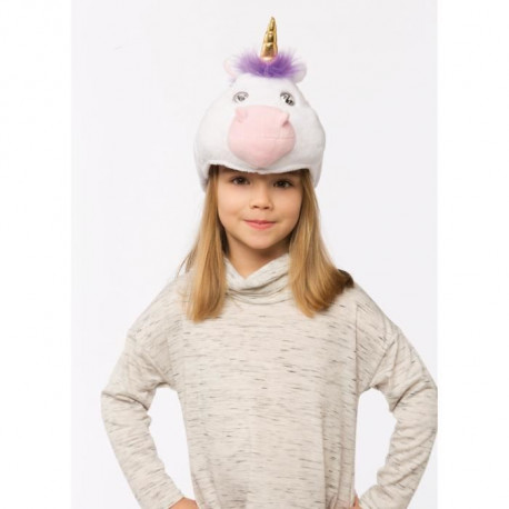 FLASH MASK Chapeau Licorne