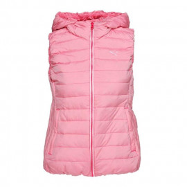 PUMA Veste Matelassée Light Down Vest - Femme - Rose