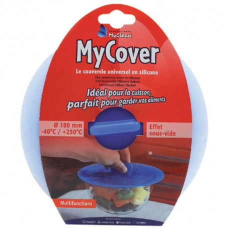 WPRO C00090644 -  COUVERCLE SILICONE - 18cm