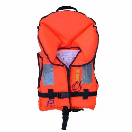 PLASTIMO Gilet typhon - Orange uni